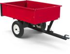 Vagn till åkgräsklippare