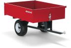 Vagn Pro till åkgräsklippare
